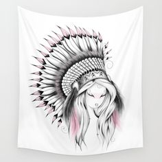 art #loujah #society6 #tapestry #wall #homedecor #deco #boho #bohochic