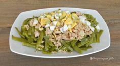 Cocinando en casa: Ensalada de judías verdes