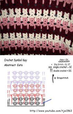 Stitch crochet pattern
