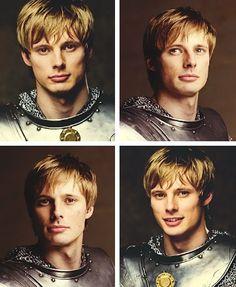 King Arthur, Bradley James