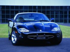 Images of Jaguar Coupe - Free pictures of Jaguar Coupe for your desktop. HD wallpaper for backgrounds Jaguar Coupe car tuning Jaguar Coupe and concept car Jaguar Coupe wallpapers. Jaguar Xk8, Jaguar E Type, Jaguar Cars, Classic Motors, Classic Cars, Convertible, Jaguar Daimler, Car Tuning, Concept Cars