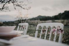 Una mirada entre almendros - Wedding Planner Sí, te requetequiero - Foto Pablo Laguia