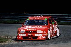 Alfa DTM Car 大好きだったし、未だに惚れてる。小学生ん時の片思いの娘を今思い出した、みたいな。