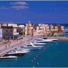 El gouna egypt, this is Abu Tig Marina #myelgouna #lecasedilialina