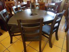 mesa triangular - Bing images Cama Junior, Dining Table, Furniture, Bing Images, Home Decor, Moses Basket, Kid Furniture, Chairs, Yurts