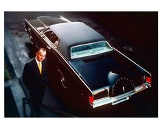 1968 Lincoln Continental Mark III Factory Photo ca0693 | eBay