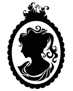 Cameo cross stitch - can also be converted to filet crochet. Blackwork Embroidery, Ribbon Embroidery, Cross Stitch Embroidery, Embroidery Patterns, Cross Stitch Charts, Cross Stitch Designs, Cross Stitch Patterns, Decoupage, Cross Stitch Silhouette