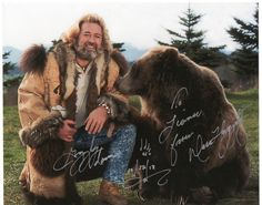 The Life and Times of Grizzly Adams. Dan Haggerty.