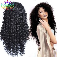 Find More Synthetic Wigs Information about Best Natural Looking Sythetic Lace  Front Wig Cheap Kinky Curly 2d7d78ba62