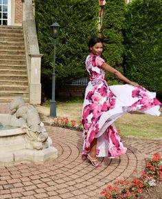 The Emily Wrap Dress now Available to order at www.waafashion.com High Low, Wrap Dress, Dresses, Fashion, Vestidos, Moda, Wrap Around Dress, Wrap Dresses, Fasion