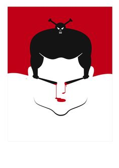 Sumo by Noma Bar
