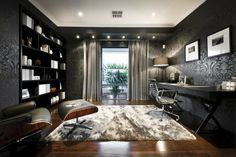 Contemporary Home Office - Found on Zillow Digs. What do you think?