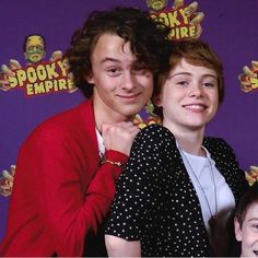 Wyatt and Sophia ❤