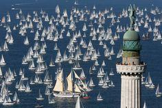 La Barcolana. Festa del mare di ottobre a Trieste