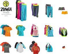Zumba Kleidung Zumbawear Auf Pinterest