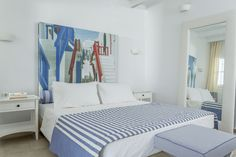 Archipelagos Hotel is a 5 star hotel in Mykonos, located in a unique location, where the views of the Cycladic sea meets the sandy beach of Kalo Livadi.
