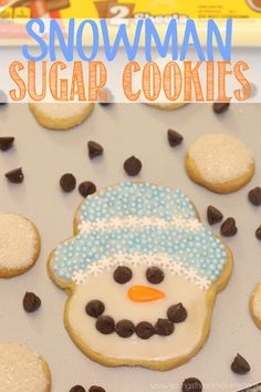 Ovaltine sugar cookie recipe