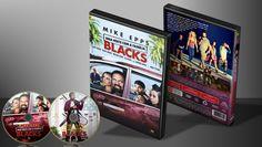 Uma Noite Com A Família Blacks - Capa | VITRINE - Galeria De Capas - Designer Covers Custom | Capas & Labels Customizados