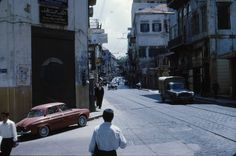 Street near Martyrs Square [1950s]