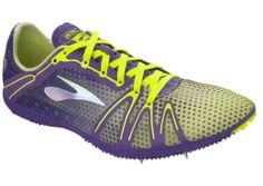 Brooks Wire 3: ultra lightweight running spikes for men and women $120
