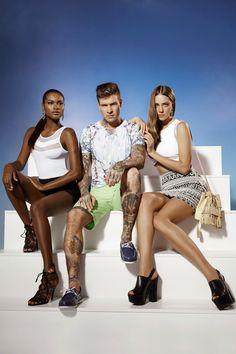 Coisas Bacanas: Muita moda na nova coleção primavera verão Passare...