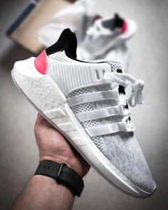 reputable site 58fdb 4921d adidas EQT Support 9317 White. Brandon Cichon · Sneakers · Streetwear!  Shop Now httpwww.setuptheupset.com Reebok,