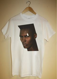 GRACE JONES FACE LIVING MY LIFE T-SHIRT SLAVE RHYTHM ICONIC 80S la vie en rose | eBay