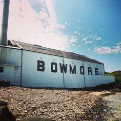 Bowmore Distillery on Islay