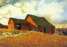 Art Contrarian: Eric Sloane: Illustrator of Rural America