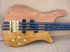 1984 WARWICK STREAMER BASS
