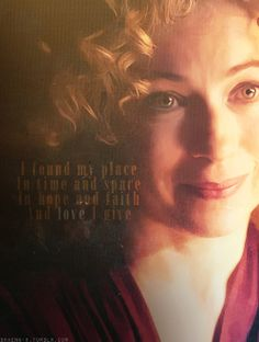 River Song is my favourite. She is so amazing <3