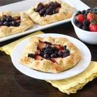 mixed-berry-galettes