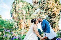 Disney Wedding Cost, Disney World Wedding, Disney Inspired Wedding, Disney Weddings, Destination Weddings, Happily Ever After Disney, Avatar Disney, Authorized Disney Vacation Planner, Disney Destinations