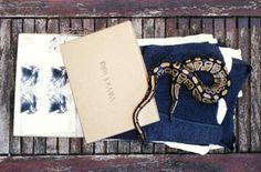 Pipa & Rama Packaging featuring Nagini, the snake