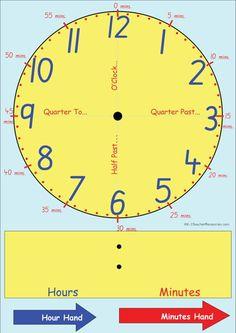 7 Best Blank Clock images in 2018 | Blank clock, Clock