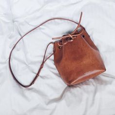 MINIMAL + CLASSIC: Mansur Gavriel #bucketbag