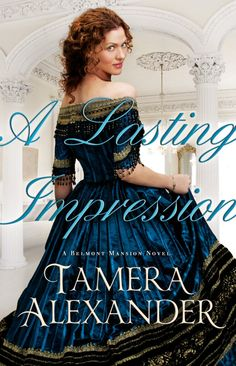 A Lasting Impression has to be one of the best books I  read in 2011. The author brought the history and characters of Belmont Mansion alive. The way she described the mansion, art and characters was beyond brilliant. She actually used personal letters Adelicia Acklen, owner of the Belmont Mansion, had written to a relative in the book. The words were very inspiring and made me cry.