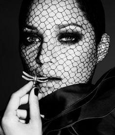 Marion Cotillard | Ben Hassett | Harper's Bazaar UK December 2012