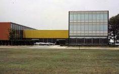 Eero Saarinen - General Motors Technical Center -