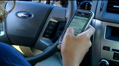 How effective is the texting while driving ban?