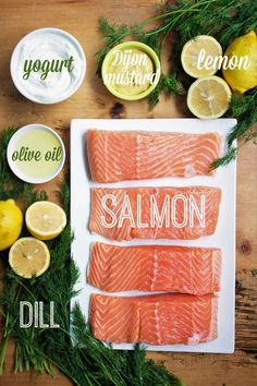 salmon-with-mustard-dill-sauce-ingredients.jpg (512×768)