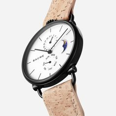 Discover Baume Watches : a unique experience to design your own custom watch. We create eco-friendly watches with minimalist design paired with quality. Communication Methods, French Signs, Tomorrow Will Be Better, Moon Phases, Make Time, Omega Watch, Smart Watch, Watches For Men, Smartwatch