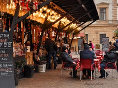 Missing the Christmas markets of my homeland