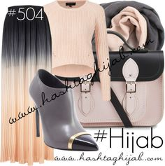 Hashtag Hijab Outfit #504 van hashtaghijab met satchel handbagsCrop top€19 - newlook.comCoco s Fortune long skirt€70 - topshop.comYves Saint Laurent leather boots€530 - bluefly.comThe Cambridge Satchel Company satchel handbag€180 - coggles.comBrunello Cucinelli scarve€1.315 - marissacollections.com
