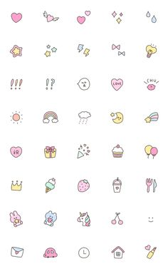 Galaxy Phone Wallpaper, Wallpaper Iphone Cute, Cute Wallpapers, Cute Small Drawings, Mini Drawings, Kawaii Doodles, Cute Doodles, Hand Drawing Reference, Simple Doodles
