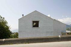 atelier-f architekten . Detached house . Jenins (1)