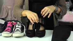 10 Ways to Revamp Your Shoes : Glam Up Your Shoes