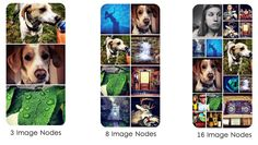 Instagram Inspired templates now available for iPhone 5 on www.gramprints.com! Order yours TODAY!
