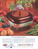 Wear-Ever Hallite Electrics 1963 Ad Picture