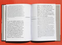 Handbuilt design // The Reconsidered Archive of Michelle duBois book layout